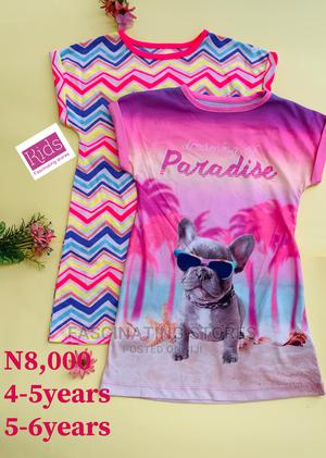 Kids Baby Girls Night Dress Kids Clothing Kids Wears   Children's Clothing for sale in Abuja (FCT) State, Asokoro