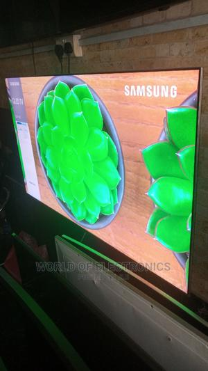 65 Inches Qled Samsung   TV & DVD Equipment for sale in Lagos State, Ojo