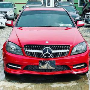 Mercedes-Benz C300 2008 Red | Cars for sale in Lagos State, Ogba