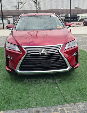 Lexus RX 2018 350 AWD Red   Cars for sale in Lagos State, Lekki