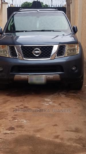 Nissan Pathfinder 2008 LE Blue | Cars for sale in Enugu State, Enugu