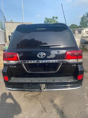 Toyota Land Cruiser 2019 5.7 V8 VXR Black   Cars for sale in Abuja (FCT) State, Maitama