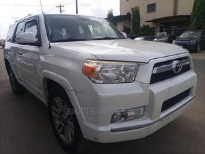 Toyota 4-Runner 2014 White | Cars for sale in Lagos State, Ikeja