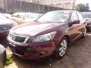 Honda Accord 2009 Red | Cars for sale in Lagos State, Isolo