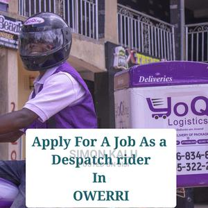 Dispatch Rider wanted | Logistics & Transportation Jobs for sale in Imo State, Owerri
