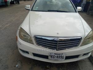 Mercedes-Benz C300 2008 White | Cars for sale in Lagos State, Amuwo-Odofin