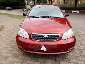Toyota Corolla 2005 LE Red | Cars for sale in Abuja (FCT) State, Jabi