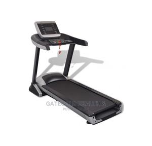 Commercial Technofitness 4.5hp Motorized Treadmill 180kg   Sports Equipment for sale in Abuja (FCT) State, Wuse 2