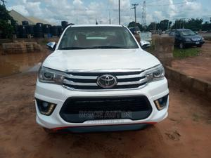 Toyota Hilux 2011 White | Cars for sale in Delta State, Aniocha South