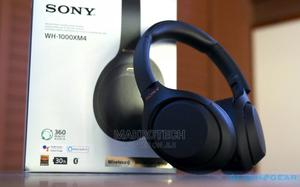 SONY Wh -1000xm4 | Headphones for sale in Lagos State, Ikeja