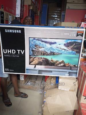 55 Inches Samsung Uhd Smart TV | TV & DVD Equipment for sale in Lagos State, Ojo