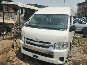 Toyota Hiace Bus Hummer 3 Normal Hand 2016 Model | Buses & Microbuses for sale in Lagos State, Apapa