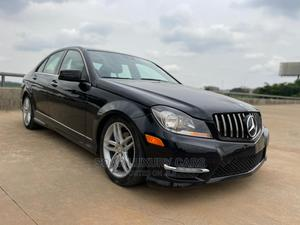 Mercedes-Benz C300 2012 Black   Cars for sale in Abuja (FCT) State, Central Business Dis
