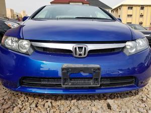 Honda Civic 2006 1.8i-Vtec EXi Automatic Blue   Cars for sale in Kaduna State, Kaduna / Kaduna State