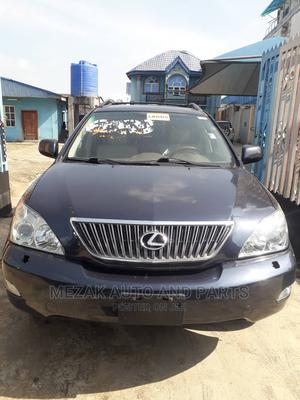 Lexus RX 2008 Blue   Cars for sale in Lagos State, Alimosho