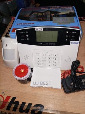 Wifi GSM Burglar Alarm System 433mhz Wireless Sensor   Safetywear & Equipment for sale in Lagos State, Ikeja