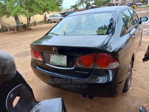 Honda Civic 2008 1.8i VTEC Automatic Black | Cars for sale in Lagos State, Ikorodu