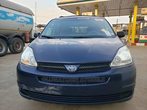 Toyota Sienna 2004 LE FWD (3.3L V6 5A) Blue | Cars for sale in Lagos State, Ojodu