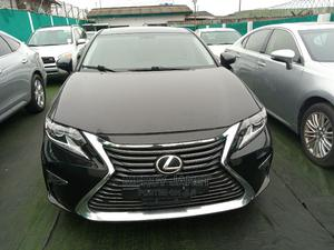 Lexus ES 2015 350 FWD Black | Cars for sale in Lagos State, Agege