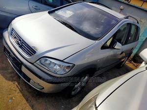 Opel Zafira 2004 2.2 Silver   Cars for sale in Lagos State, Ifako-Ijaiye