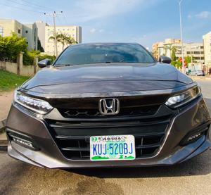 Honda Accord 2018 Sport Gray | Cars for sale in Abuja (FCT) State, Wuse 2