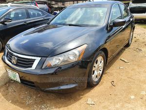 Honda Accord 2008 Black   Cars for sale in Rivers State, Port-Harcourt