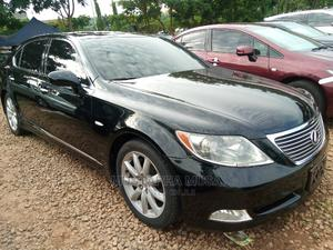 Lexus LS 2007 460 L Luxury Sedan Black | Cars for sale in Abuja (FCT) State, Central Business Dis