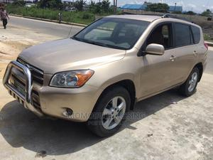 Toyota RAV4 2010 Gold   Cars for sale in Rivers State, Port-Harcourt