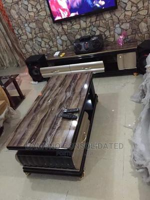 Quality Set of Center Table and TV Stand   Furniture for sale in Lagos State, Ilupeju