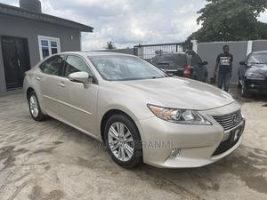 Lexus ES 2014 Gold | Cars for sale in Lagos State, Ogba