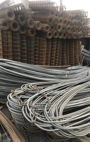 Sell Iron Rods Bounding Wire Fence Wire BRC | Building Materials for sale in Lagos State, Ikotun/Igando