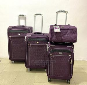 Travel Luggages | High Quality | Set of 4pcs | Bags for sale in Lagos State, Lekki