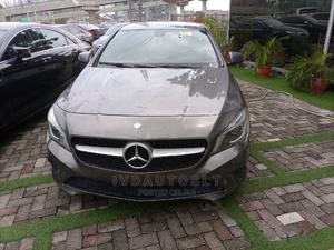 Mercedes-Benz CLA-Class 2014 Gray | Cars for sale in Lagos State, Ajah