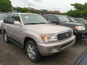Toyota Land Cruiser 2003 3.0 D Automatic Gold   Cars for sale in Lagos State, Apapa