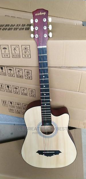 Quality Box Guitar for Learning | Musical Instruments & Gear for sale in Lagos State, Ojo