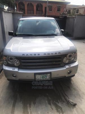 Land Rover Range Rover 2007 Silver | Cars for sale in Lagos State, Ikeja