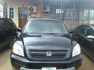Honda Pilot 2005 Black   Cars for sale in Lagos State, Ogba
