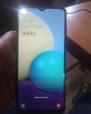 Samsung Galaxy A02 32 GB Black   Mobile Phones for sale in Enugu State, Enugu
