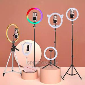 Hot Selling 12 Inches Ring Light at Whole Sale Prices   Accessories & Supplies for Electronics for sale in Akwa Ibom State, Uyo