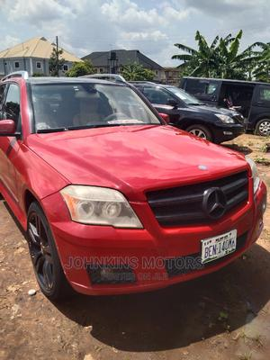 Mercedes-Benz GLK-Class 2010 350 4MATIC Red | Cars for sale in Edo State, Benin City