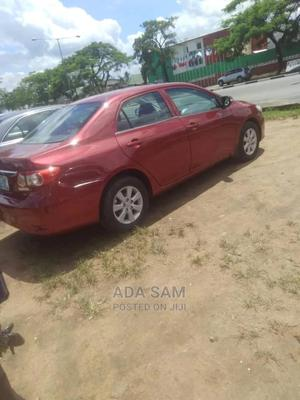 Toyota Corolla 2010 Red | Cars for sale in Cross River State, Calabar