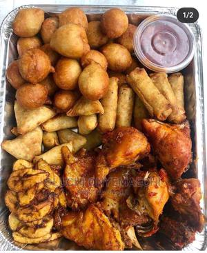 Small Chops   Meals & Drinks for sale in Ogun State, Obafemi-Owode