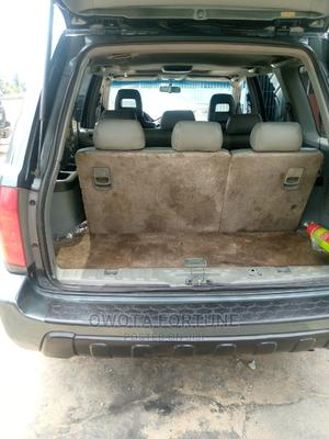 Honda Pilot 2005 LX 4x4 (3.5L 6cyl 5A) Gray | Cars for sale in Rivers State, Port-Harcourt