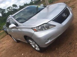 Lexus RX 2012 350 AWD Silver | Cars for sale in Ekiti State, Ado Ekiti