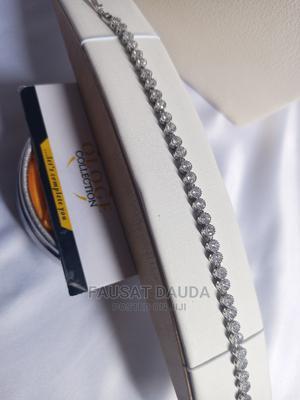 Silver Bracelet   Jewelry for sale in Lagos State, Agboyi/Ketu