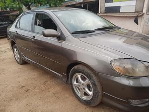 Toyota Corolla 2004 S Gray | Cars for sale in Lagos State, Ikeja