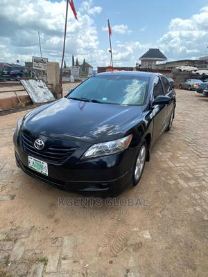 Toyota Camry 2008 2.4 SE Automatic Black | Cars for sale in Oyo State, Ibadan