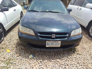Honda Accord 1999 EX Green   Cars for sale in Kaduna State, Kaduna / Kaduna State