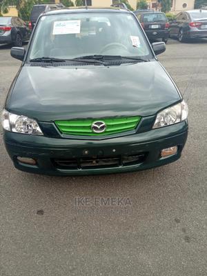 Mazda Demio 2003 Green   Cars for sale in Abuja (FCT) State, Jabi