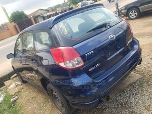 Toyota Matrix 2004 Blue | Cars for sale in Lagos State, Ejigbo